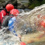 White Water Rafting in North Wales