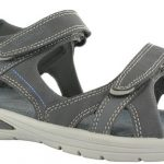Hi-Tec Walk-Lite Manhattan Womens Sandals Graphite/Cornflower