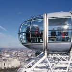 Exclusive London Eye Capsule for up to 25