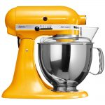 KitchenAid Artisan Mixer – Yellow Pepper