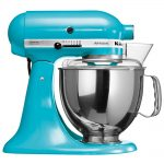KitchenAid Artisan Mixer – Crystal Blue