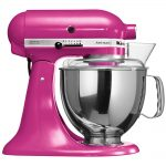 KitchenAid Artisan Mixer – Cranberry
