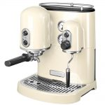 KitchenAid Almond Espresso Maker