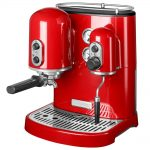 KitchenAid Red Espresso Maker