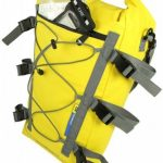 OverBoard Waterproof Kayak Deck Bag 20 Litres – Yellow