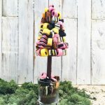 Personalised Liquorice Allsorts Christmas Tree 35cm