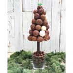 Personalised Truffles Christmas Tree 35cm
