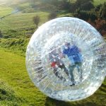 Zorb in Dumfries & Galloway