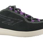 Hi-Tec Zuuk Womens Shoe Charcoal/Viola